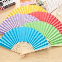 1085 可爱日式纸质迷你折扇夏季学生男女式日用折叠小扇子 K
