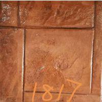 河北省 石家庄市 彩色印压混凝土材料 艺术压模地坪材料销售