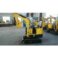 生产1.2吨履带挖掘机 座驾式液压挖掘机厂家