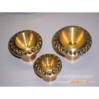供应空调制冷配件铜接头 铜螺母 铜纳子 黄铜分液头 集水头