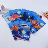 观赏鱼饲料防潮包装小袋水产兽药包装袋 鱼饵药粉拉链包装袋定制