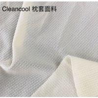 抗菌面料 内套枕罩 85g持久抗菌吸排速干 慢回弹枕套 针织网眼布