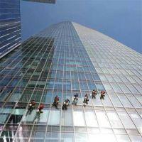 玻璃高空外墙清洗-高空外墙清洗-盛万佳环保