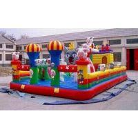 北京充气儿童乐园定做内蒙古充气迪士尼乐园定做