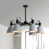 led北欧灯具创意简约现代客厅书房走廊过道房间马卡龙卧室吸顶灯