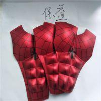 冷压eva万圣节服装蜘蛛侠钢铁侠肌肉款超人 eva冷热压成型