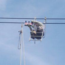 高压输电线路智能警示装置