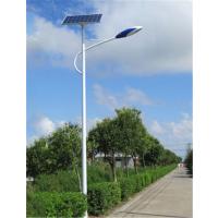 湖南韶山太阳能路灯安装视频在线 韶山路灯厂家找浩峰路灯厂家