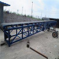 PVC胶带式输送机 江苏升降5米皮带传送机 流水线滚筒输送机