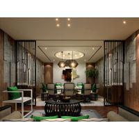 镜面新中式不锈钢屏风花格定制客厅办公室隔断欧式美式镂空玄关隔断墙