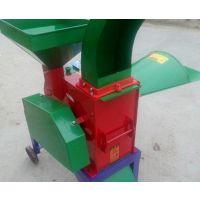 多功能低喷揉丝机 养殖场饲料粉碎机 高喷出口铡草机厂家