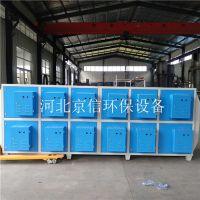 京信橡胶厂用除味一体机30000风量等离子净化器工程中的应用