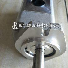 瑞创液压CMF-F306 CMF-F310齿轮液压马达厂家直销