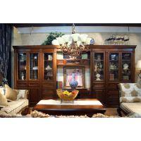 中式书房家具定制,新中式罗汉床,中式博古架,仿古书桌椅,仿古家具厂家定制