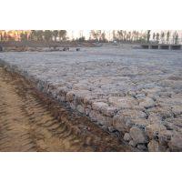 石笼网产地货源 两侧护岸生态绿格网箱