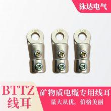 矿物质防火终端头 1x120矿物质铜线耳电缆头