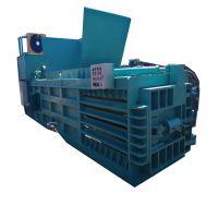 社区生活垃圾卧式压包机包块重700-800公斤塑料瓶压块机液压打包机安全操作规程