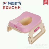 新款儿童坐便器宝宝坐便器可折叠多功能车载坐便马桶椅一件代发