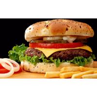 加盟什么品牌汉堡赚钱?贝克汉堡 好吃不发胖,深受喜爱