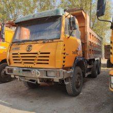 供应煤矿专用自卸车,陕汽奥龙340马力,配奔驰桥,法士特变速箱