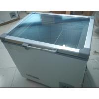 德馨永佳-40度卧式玻璃门冷柜