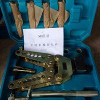中正CKJ-1机械铁才、扁铁角钢、铝排、铜排冲孔机、打孔机