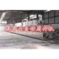 云南大型豆腐衣生产线,大型豆油皮机多少钱一台