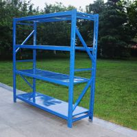 仓库标准普通货架 仓库货架批发厂家 100kg-300kg