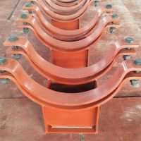 电厂汽水管道和锅炉设备用支吊架 风机支吊架