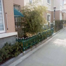 安徽滁州塑钢围墙护栏