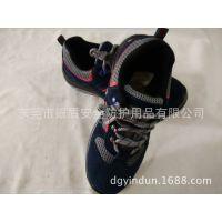 供应运动款钢头防砸安全鞋|钢板底防穿刺鞋|耐磨休闲式防护劳保鞋