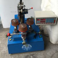 二手全自动环形变压器绕线机,自动稳压器CNC环形绕线机