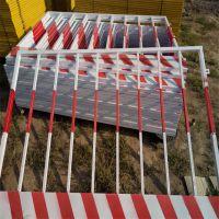 施工建设护栏 建筑工地隔离栏杆 中铁建设围栏
