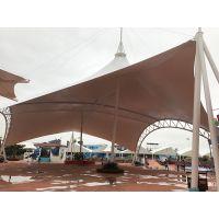 陕西网球场雨棚|篮球场遮阳棚|门球场顶棚|膜结构雨棚规格齐全