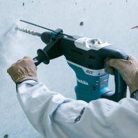 makita牧田工业电锤HR4030C大功率木工家装锤钻开槽电动工具40mm电锤
