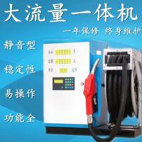 余龙 抽油泵智能电脑自动加油机12V24V220V组合款加油机大流量静音柴油