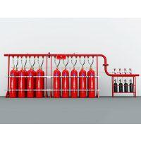 三级增压(5.6MPa)七氟丙烷气体灭火系统