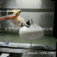 东莞鹏鲲灯罩自动喷涂设备 自动化喷涂速度更快 灯罩自动喷涂设备