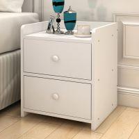 经济简易床头柜简约现代迷你收纳小柜子储物柜宿舍卧室组装床边柜