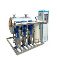 管道加压给水设备 高低区变频给水设备 特点
