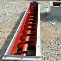 型号规格最小的LS100螺旋输送机中冶提供常见问题及解决方法