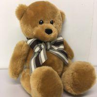 厂家批量生产毛绒玩具关节熊公仔 小熊玩偶来图来样定做logo