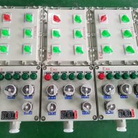 BXX51-防爆检修电源插座箱-防爆动力箱配电箱厂家