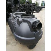江苏通全球塑料化粪池PE材质整体一次成型