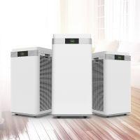 雅慕空气净化器家用负离子室内除甲醛烟味杀菌PM2.5厂家批发负离子空气净化器滤网