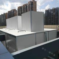 杭州冷却塔噪声治理 风机水泵隔音降噪 浙江一清环保