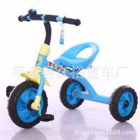 童车厂价直销儿童三轮脚踏自行玩具车宝宝简易骑行滑轮婴儿