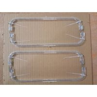 焊接滤纸和塑料盖红宝石卤素电热管110v300w