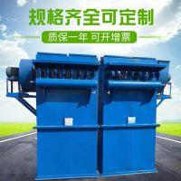 吉林48袋脉冲布袋除尘器 泊头富泰环保设备现货供应