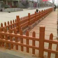水泥仿木护栏-安阳仿木护栏-河南春之澜(查看)